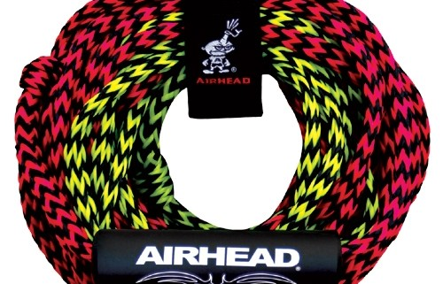 AIRHEAD 2 Section 2 Rider Tube Tow Rope-1