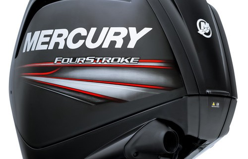 New Mercury Marine FourStrokes