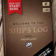 Mercury Ship's Log iPhone App