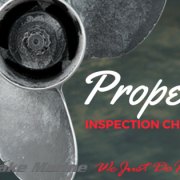 Blog - Propeller inspection checklist - Silver Lake Marine